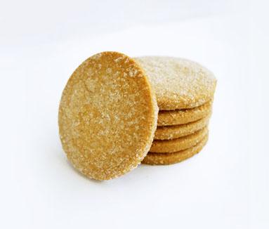 きな粉のクッキー